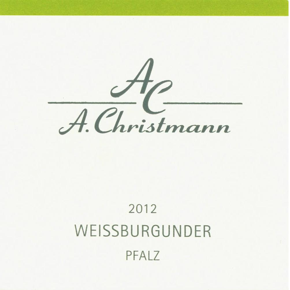Christmann / 2014 Weissburgunder trocken-82