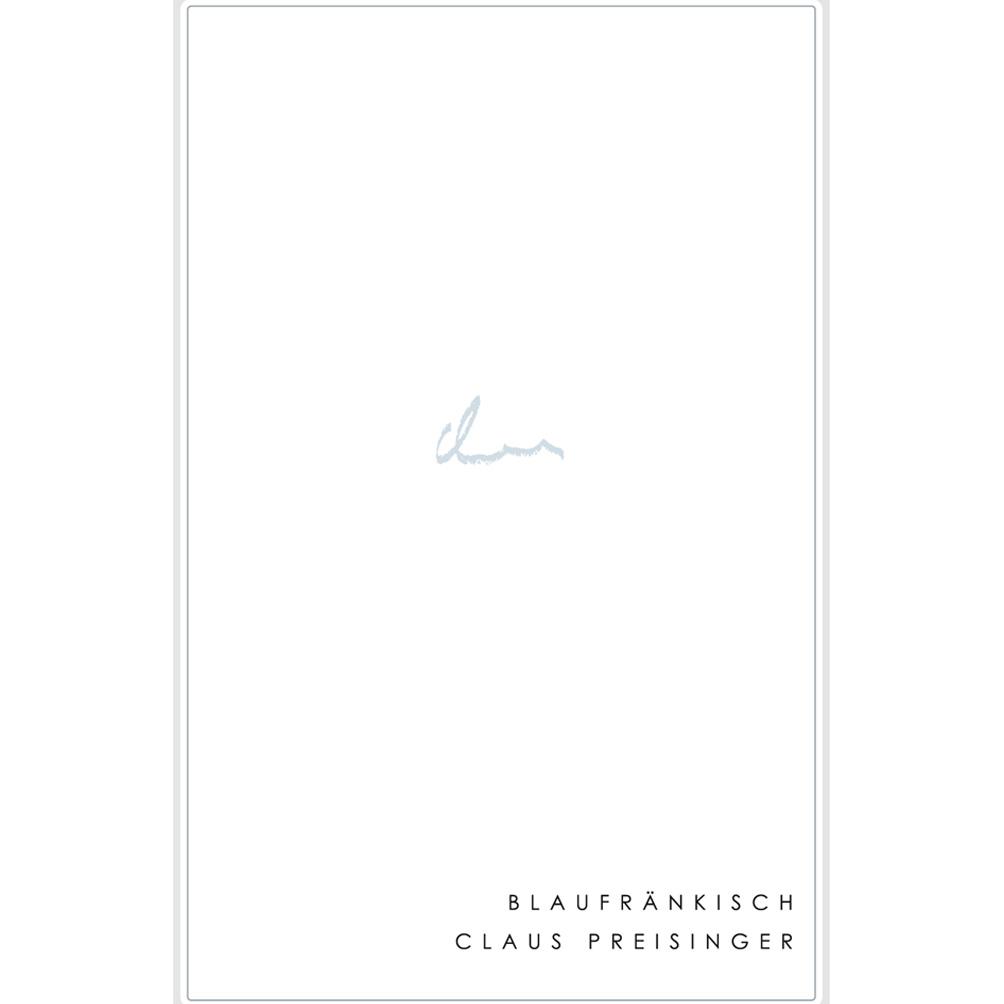 Claus Preisinger / 2015 Blaufränkisch Kalkstein-23
