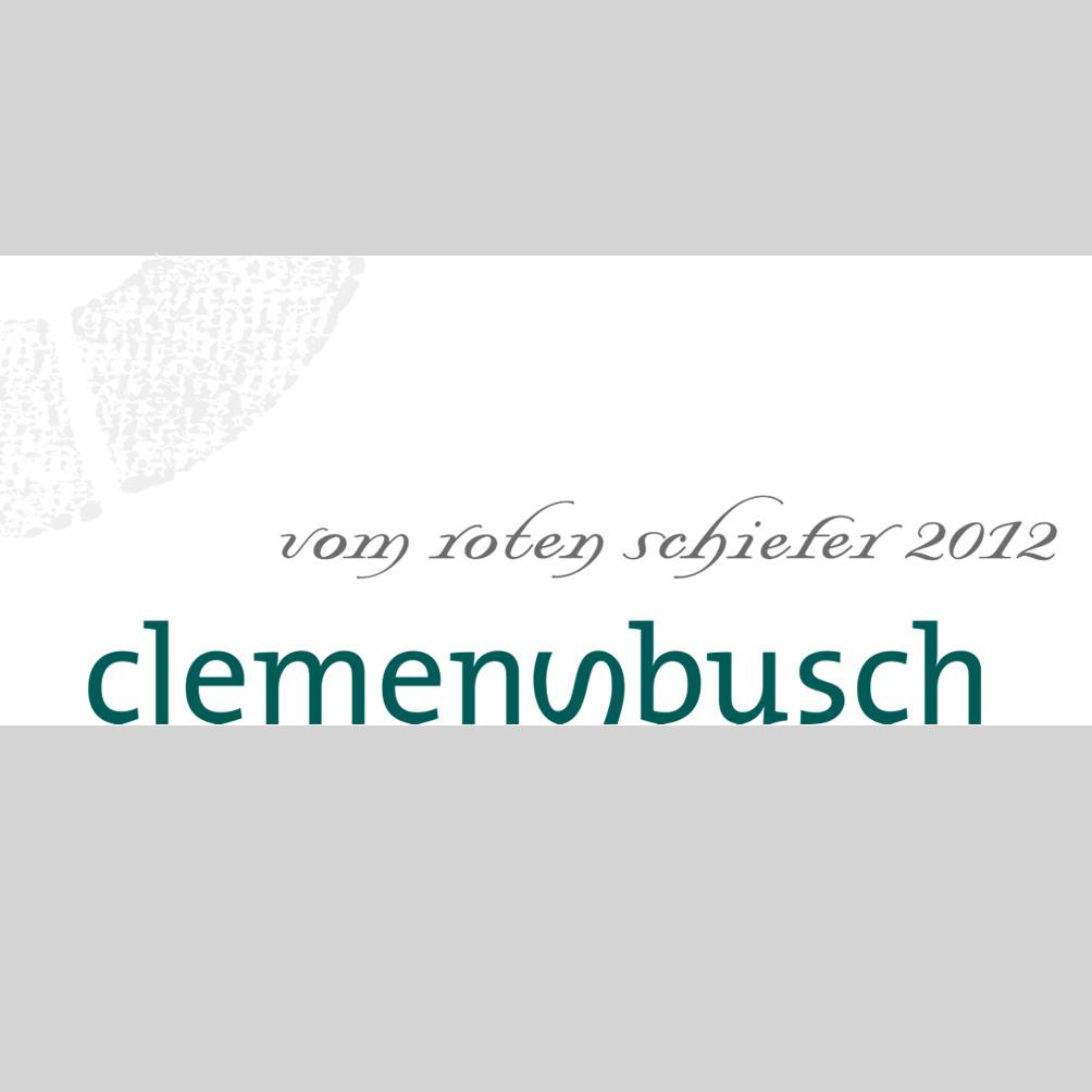 """Clemens Busch / 2014 Riesling """"vom roten Schiefer"""" trocken-105"""