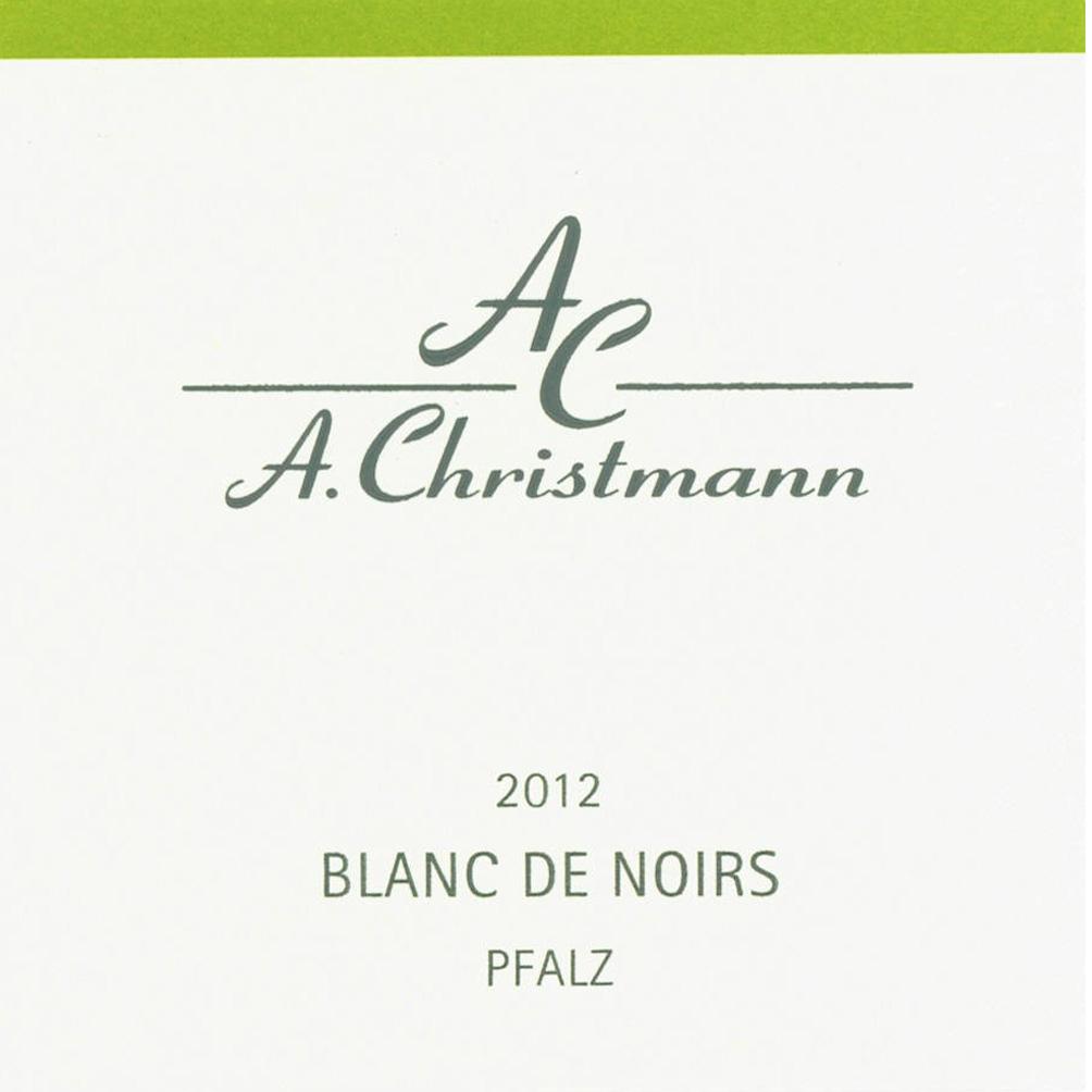 Christmann / 2012 Blanc de Noirs Spätburgunder trocken-81