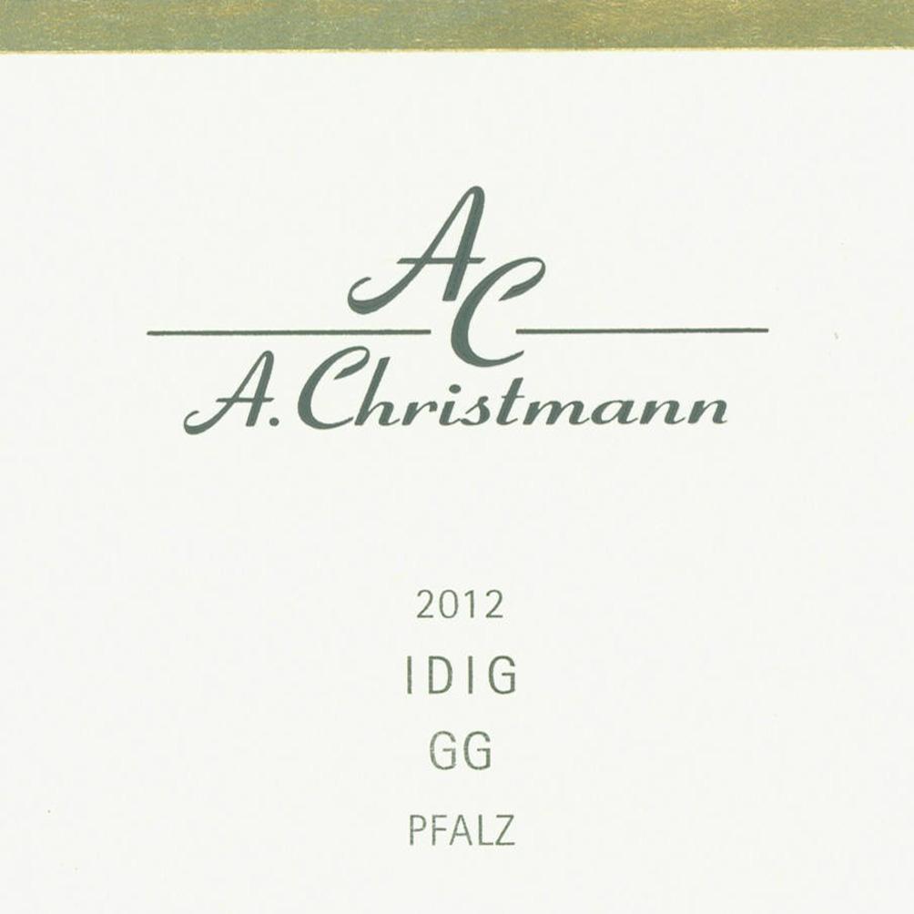 Christmann / 2012 IDIG Riesling Großes Gewächs trocken-78