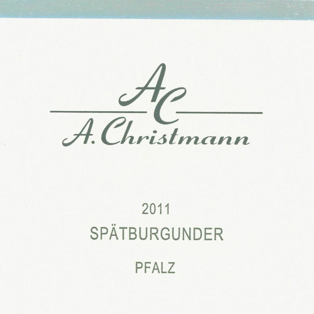 Christmann / 2012 Spätburgunder trocken-77
