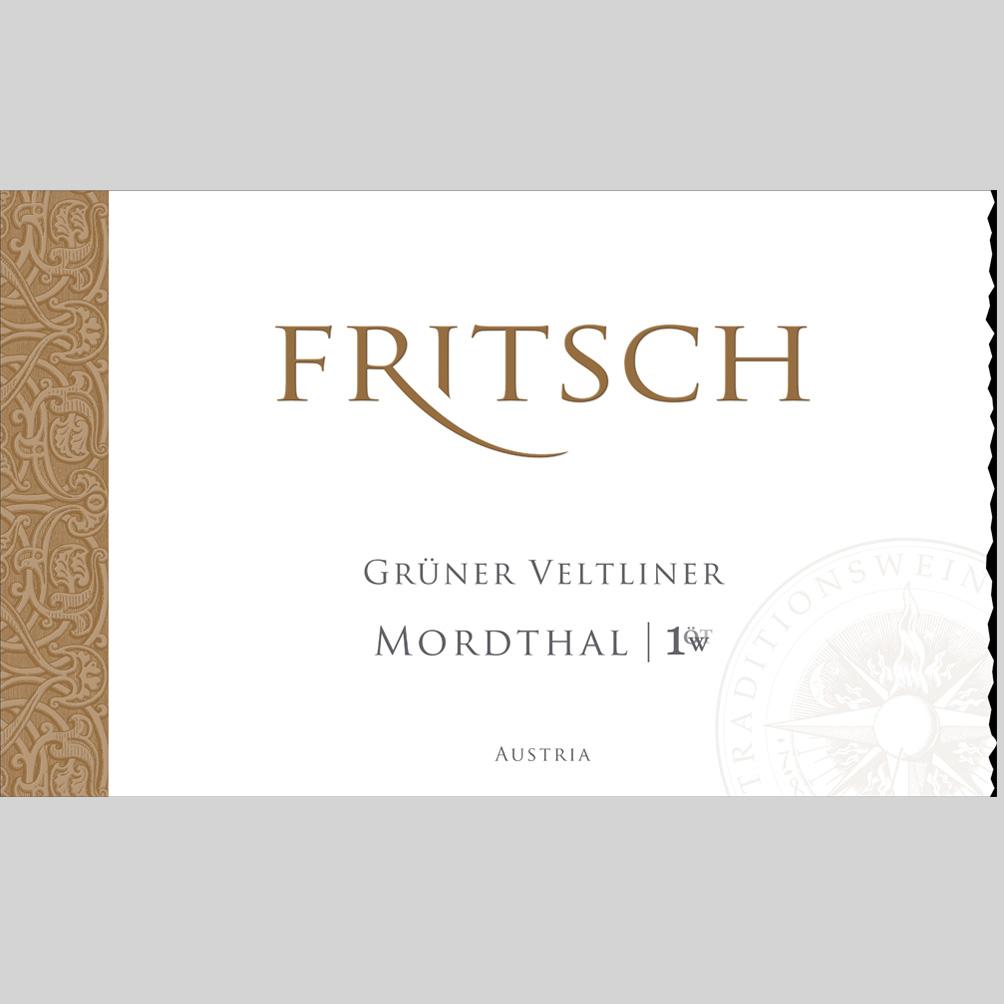 Karl Fritsch / 2014 Grüner Veltliner Mordthal - 1 ÖTW-31