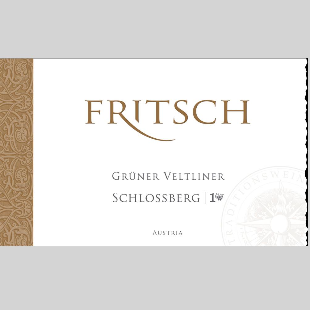 Karl Fritsch / 2012 Grüner Veltliner Schlossberg - 1 ÖTW-30