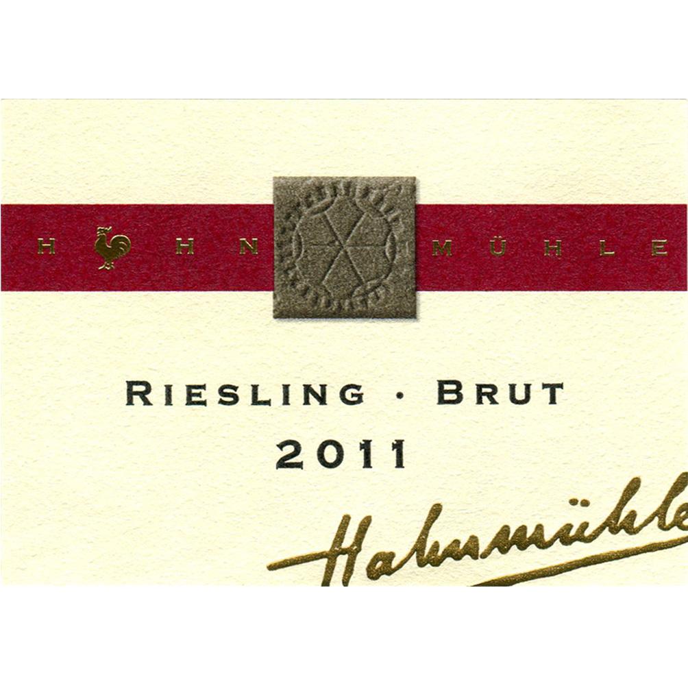 Hahnmühle / 2012 Riesling Sekt Brut-90