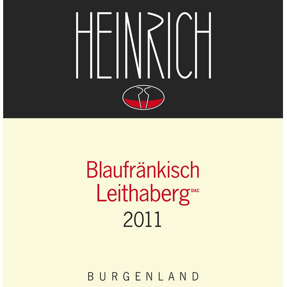 Gernot & Heike Heinrich / 2014 Blaufränkisch Leithaberg-49