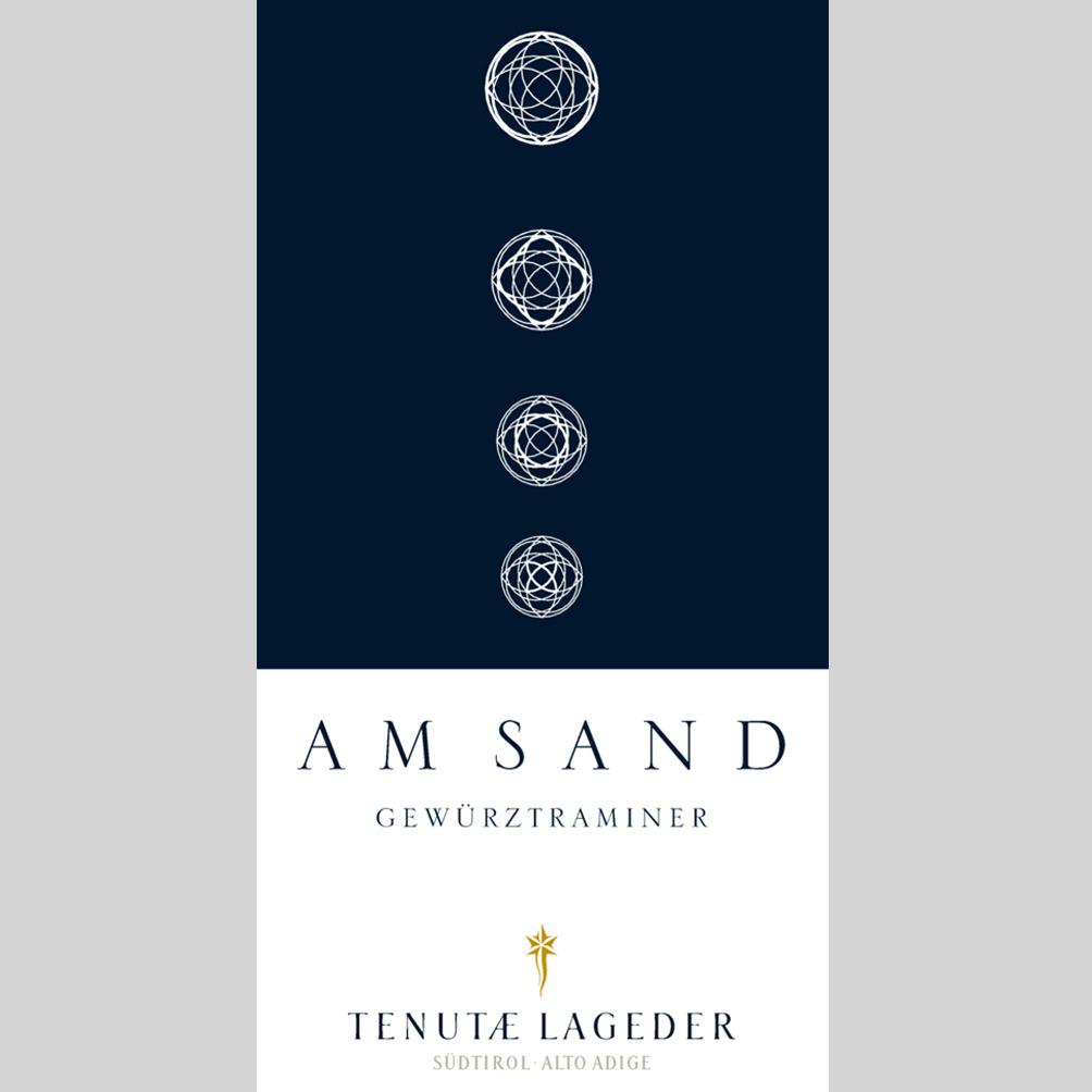 Tenutae Lageder / 2011 AM SAND Gewürztraminer-45
