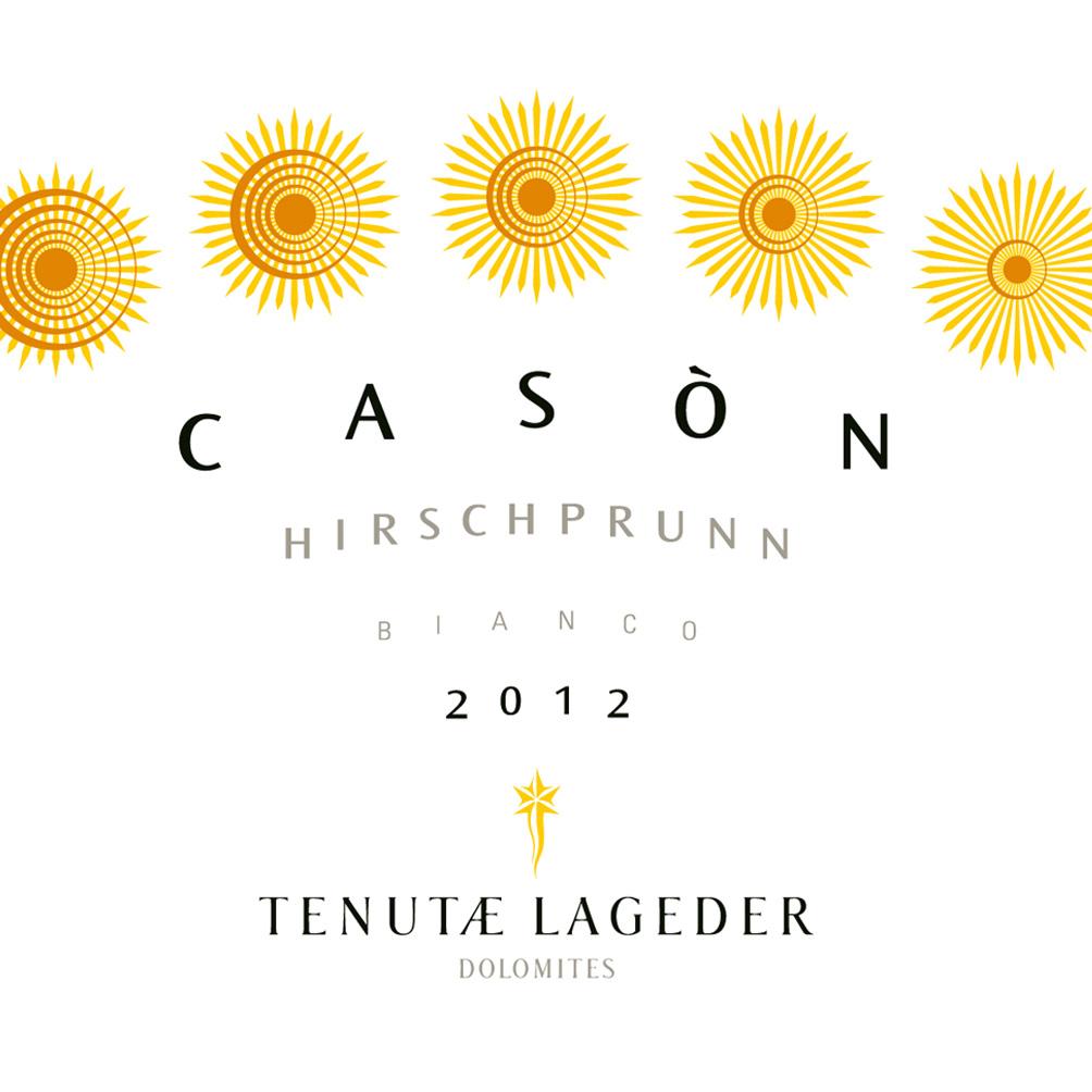 Tenutae Lageder / 2013 CASÒN Rosso Hirschprunn -42