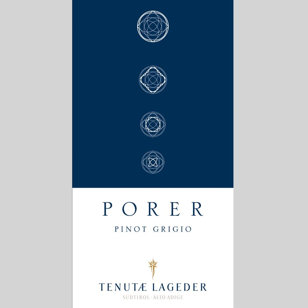 Tenutae Lageder / 2013 PORER Pinot Grigio-46