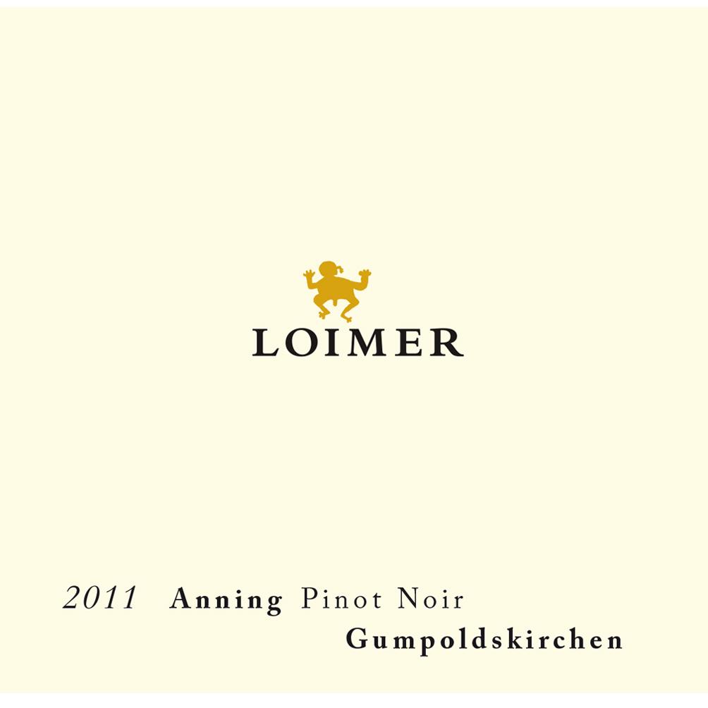 Fred Loimer / 2011 Anning Pinot Noir Gumpoldskirchen-61