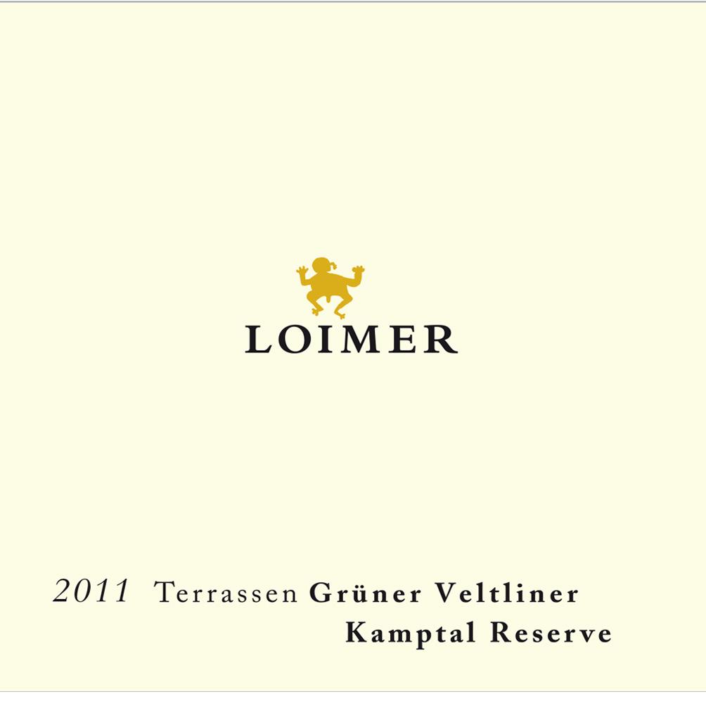 Fred Loimer / 2015 Langenlois Loiserberg Grüner Veltliner Kamptal DAC Reserve-65