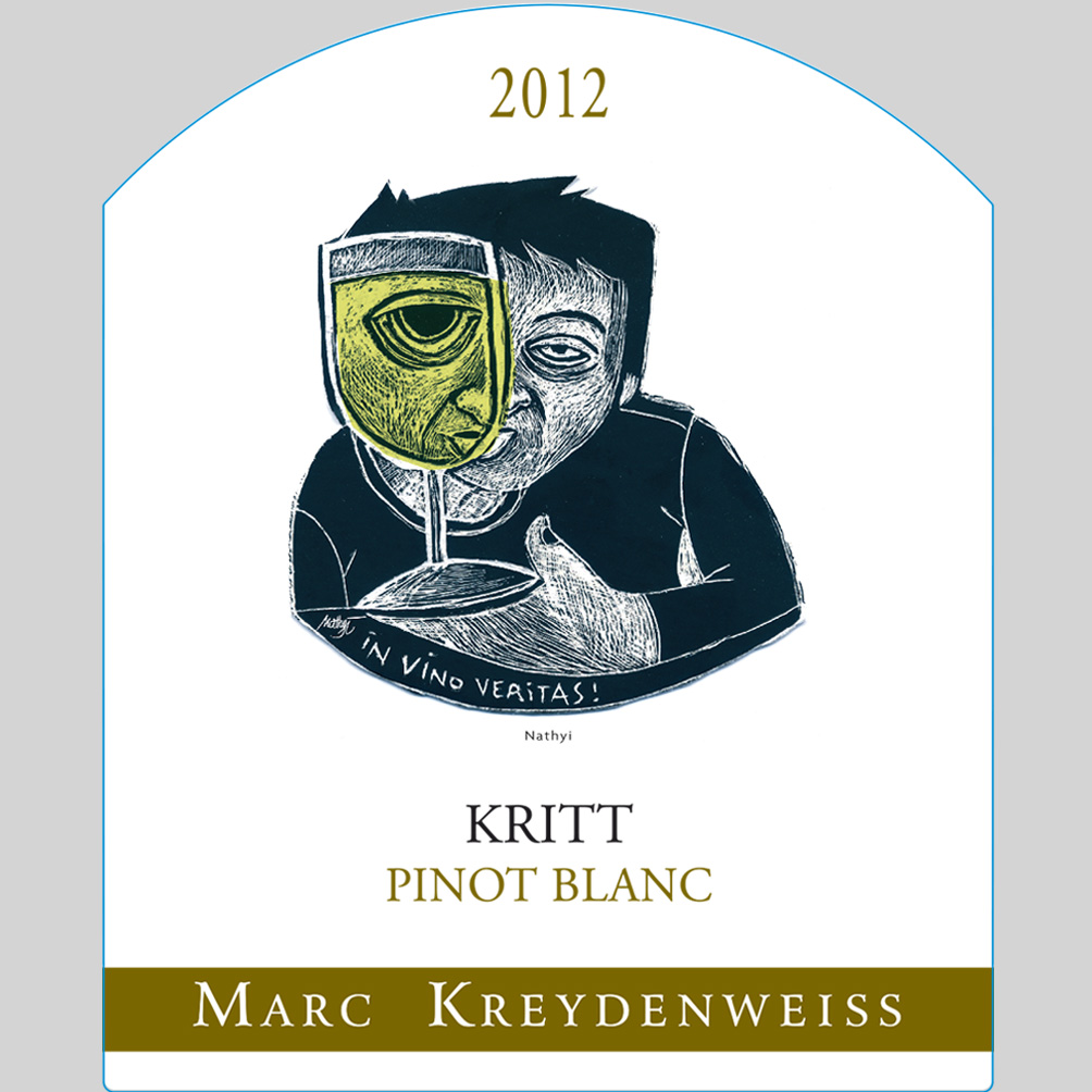 Marc Kreydenweiss / 2015 Kritt Pinot Blanc-41