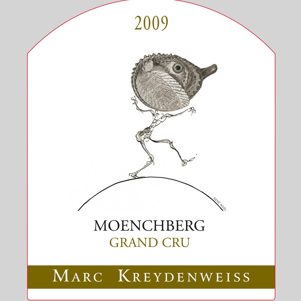Marc Kreydenweiss / 2014 Moenchberg Pinot Gris Grand Cru-37