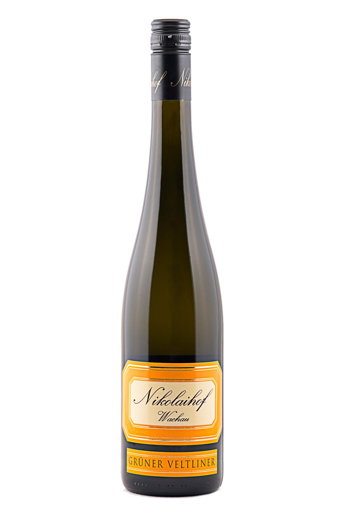 2012_Nikolaihof_Im Weingebirge_Grüner Veltliner_Federspiel