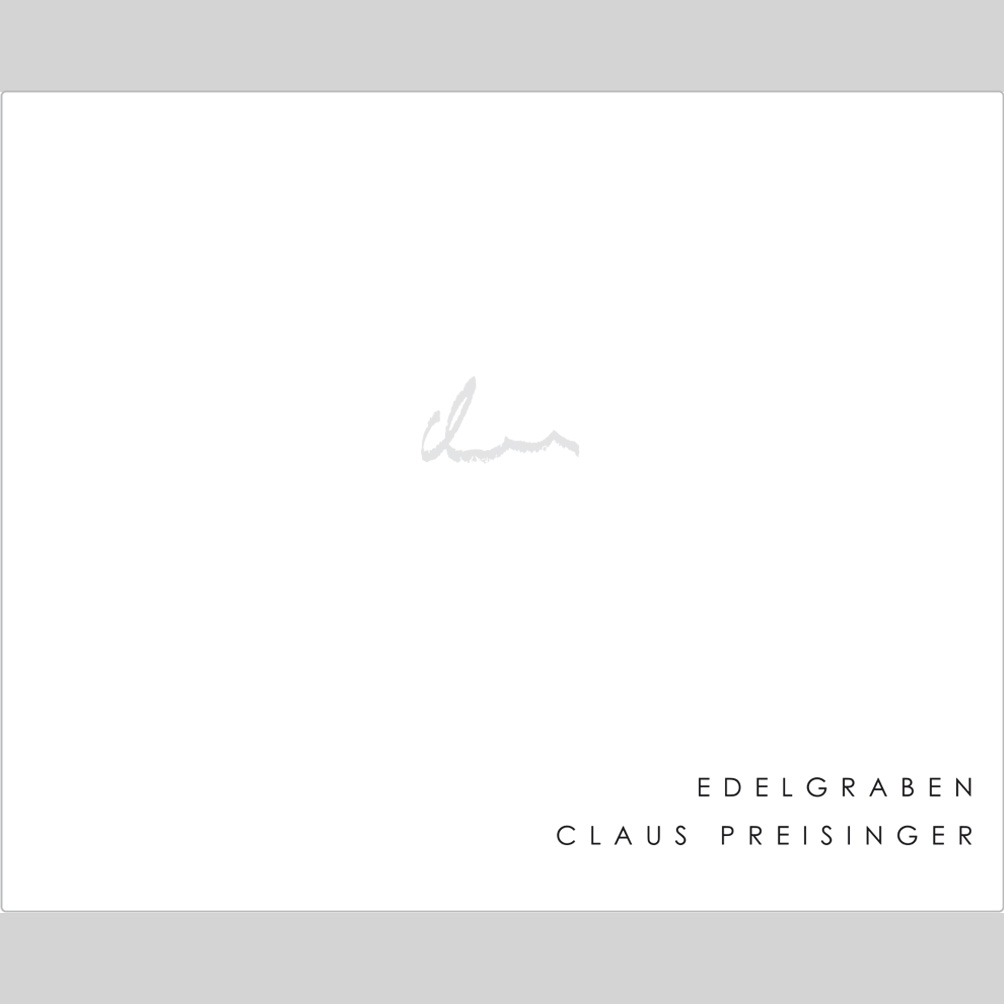 Claus Preisinger / 2011 Edelgraben Weissburgunder-35