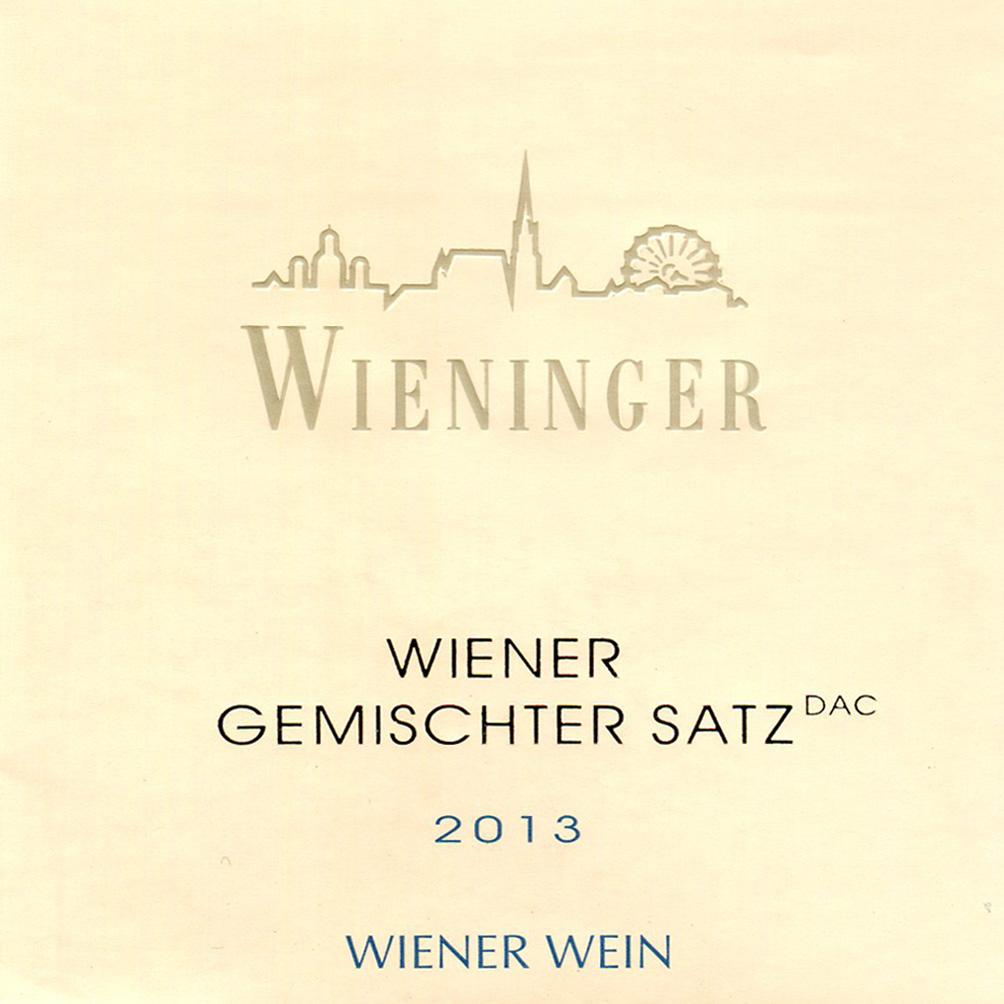 Fritz Wieninger / 2014 Wiener Gemischter Satz DAC-55