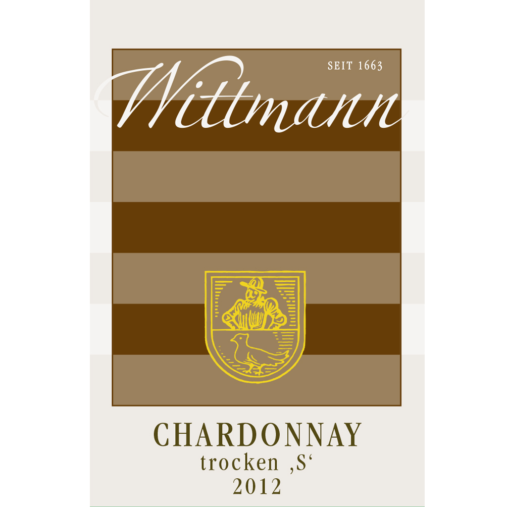 "Wittmann / 2012 Chardonnay trocken ""S""-221"