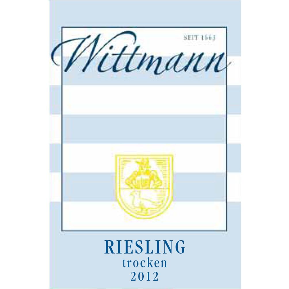 Wittmann / 2013 Riesling trocken-87