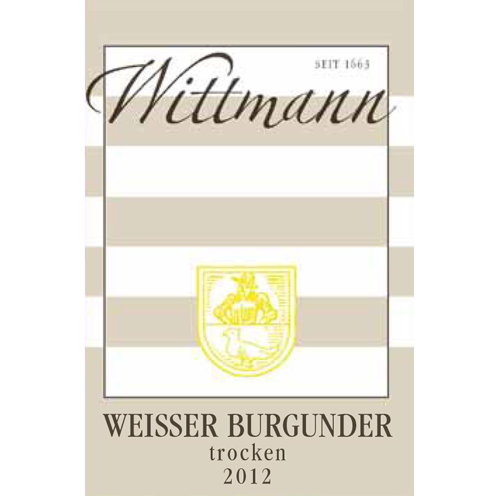 Wittmann / 2013 Weißer Burgunder trocken-86